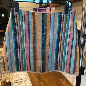 H&M Multicolored Skirt